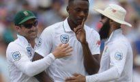 Australia chasing target at Johannesburg