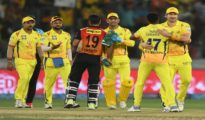 Chennai Super Kings reached to the top position