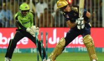 Gladiators faced defeat against Qalandars