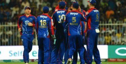 Karachi Kings won by 7 wickets