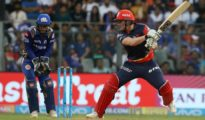 Mumbai Indians faced defeat at home venue