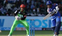 RCB failed to chase big score at Bangalore