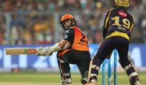 Sunrisers Hyderabad won by 5 wickets