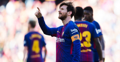 There is no way to stop Messi
