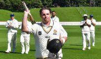 Wellington faced defeat by 120 runs