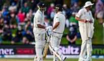 Wellington faced defeat by an innings and 56 runs