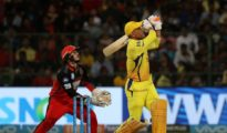 CSK beat RCB by 5 wickets