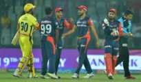 CSK faced unfortunate defeat against Delhi Daredevils