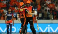 Delhi Daredevils could not defeat Sunrisers Hyderabad