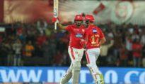 Kings XI Punjab won by 6 wickets