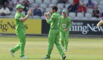 Lancashire won by 192 runs against Durham