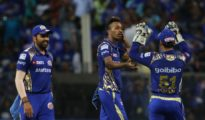Mumbai Indians got victory against KKR