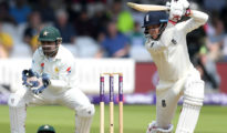 England finished 2nd day successfully at Leeds