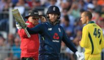 England won by 6 wickets