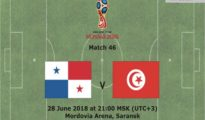 Panama Vs Tunisia World Cup Match Preview 2018