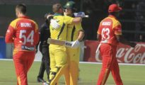 Australia beat Zimbabwe by 100 runs