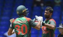 Bangladesh won ODI series against West Indies