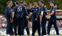 Scotland won Tri Nation series