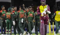 Bangladesh won T20I series against West Indies