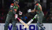 Bangladesh won by 12 runs