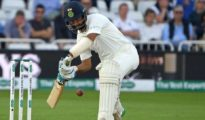India is in bat for 2nd innings at Trent Bridge