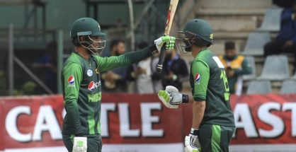 Pakistan beat Zimbabwe by 9 wickets