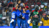 Afghanistan won by 136 runs