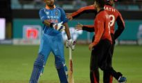 India beat Hong Kong by 26 runs