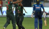 The Tigers won by 137 runs against Sri Lanka